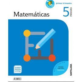 Matemáticas 5º Primaria. Trimaria