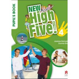 New High Five 4. Pupil's Book