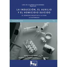 Inducción, el auxilio y el homicidio suicidio. El derecho negativo a la vida. La eutanasia
