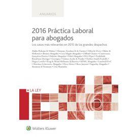2016 Práctica Laboral para Abogados OFERTA OUTLET