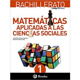 Matemáticas Aplicadas a las Ciencias Sociales 1º Bachillerato