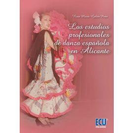 Los estudios profesionales de danza española en Alicante