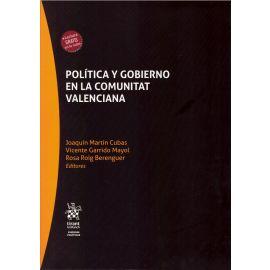 Política y Gobierno en la Comunitat Valenciana