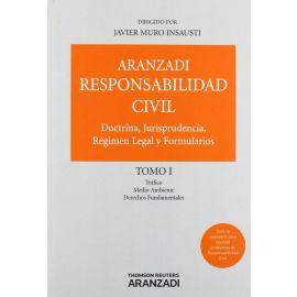 Aranzadi Responsabilidad Civil 5 Tomos