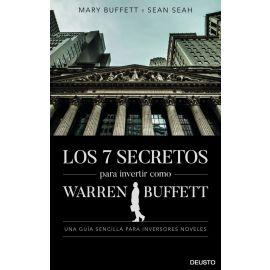 7 secretos para invertir como Warren Buffett. Una guía sencilla para inversiones noveles