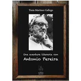 Una Aventura Literaria  con Antonio Pereira