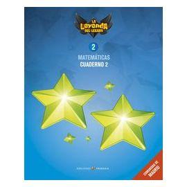 Matemáticas 2º Primaria. Cuaderno 2