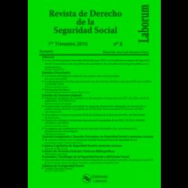 Revista de Derecho de la Seguridad Social Nº 3 2º Trimestre 2015