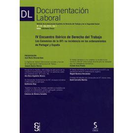 Documentación Laboral, 116 Año 2019 Vol. I.                                                          IV Encuentro Ibérico de Derecho del Trabajo