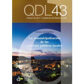 Cuadernos de Derecho Local 2017 Nº 43, 44 y 45