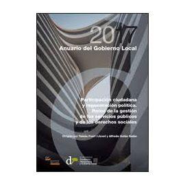 Anuario del Gobierno Local 2017