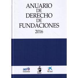 Anuario de Derecho de Fundaciones 2016