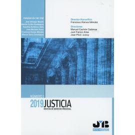 Justicia 2019 Nº 1. Revista de derecho procesal