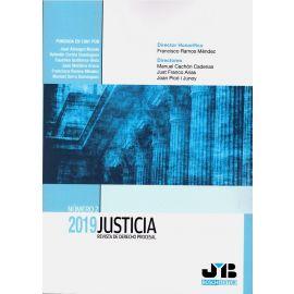 Justicia 2019 Nº 2. Revista de derecho procesal