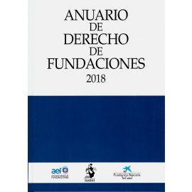 Anuario de Derecho de Fundaciones 2018