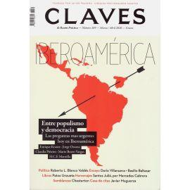 Claves de Razón Práctica Nº 269. Marzo/Abril 2020. Iberoamérica. Entre populismo y democracia