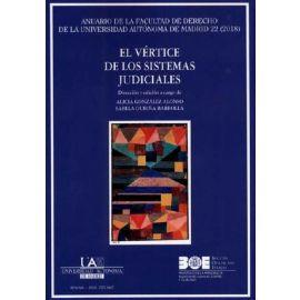 El Vértice de los Sistemas Judiciales.  Anuario de la Facultad de Derecho de la UAM 22, 2018
