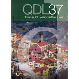 Cuadernos de Derecho Local Nº 37 Febrero 2015