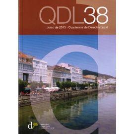 Cuadernos de Derecho Local Nº 38 Junio de 2015