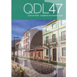 Cuadernos de Derecho Local Nº 47 Junio 2018