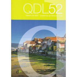 Cuadernos de derecho local Nº 52, Febrero de 2020