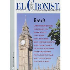 Cronista del estado social y democrático de derecho nº 84-85. Brexit