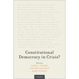 Constitutional Democracy in Crisis ?