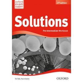 Solutions Pre-Intermediate. Workbook