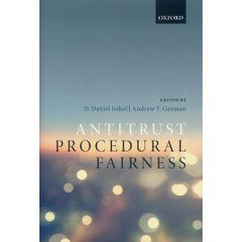 Antitrust procedural feirness