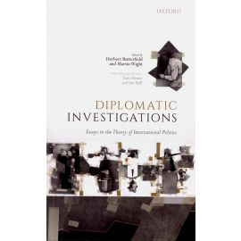 Diplomatic investigations. Essays in the theory of international politics
