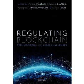 Regulating Blockchain. Techno-social and legal challenges