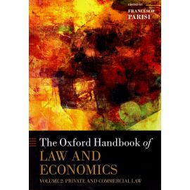 Oxford handbook of law and economics. Volume 2: private and commercial law