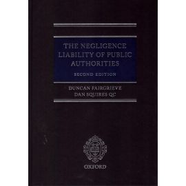 Negligence Liability of Public Authorities