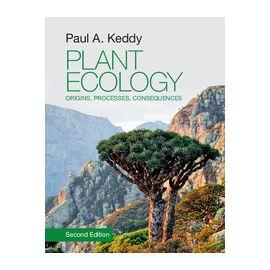Plant ecology. Origins, processes, consequences
