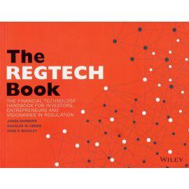 Regtech book. The financial technology handbook for investors, entrepreneurs and visionaries in regulation