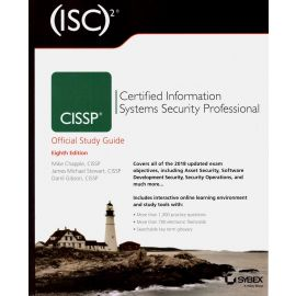 Certified information systems security professional 2 Vols. Official study guide. Official practice tests