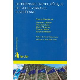 Dictionnaire encyclopédique de la gouvernance européene