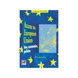 Access To European Union. 17 ª Edition-June 2008 PRECIO REBAJADO----------ANTES  67,60 €