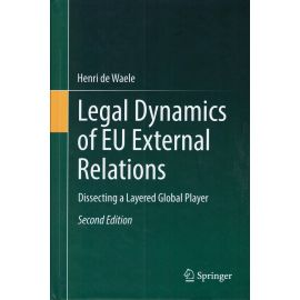 Legal Dynamics of EU External Relations. Dissecting a Layered Global Player