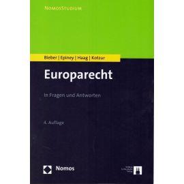 Europarecht. In fragen und antworten