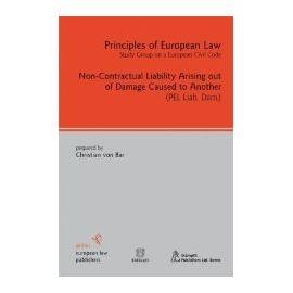 Principles of European Law. Non-Contractual Liability
