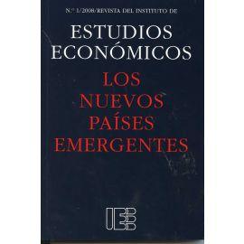 Nuevos Países Emergentes, Los. Revista del Instituto de Estudios Económicos. Nº 1/2008.