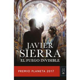Fuego invisible PREMIO PLANETA 2017