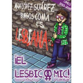 L.S.B. Ana ¡El lesbicómic!
