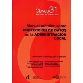 Manual práctico sobre protección de datos en la administración local