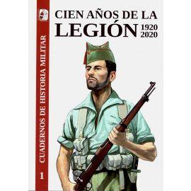 Cien años de la Legión, 1920-2020