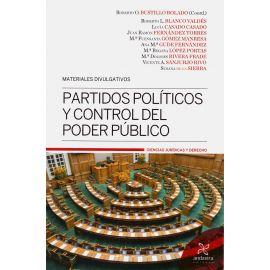 Partidos políticos y control del poder público. Materiales divulgativos