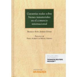 Garantías reales sobre bienes inmateriales en el comercio internacional