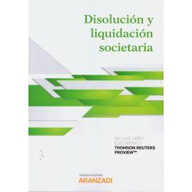 Disolución y liquidación societaria