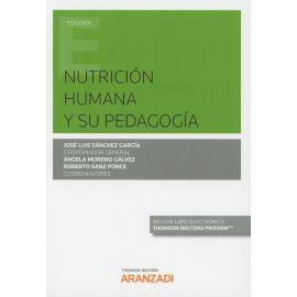 Nutrición Humana y su Pedagogía